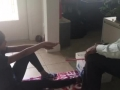 Kayla's Fitness Video Submission pt. 2 - sit and reach