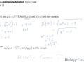 How to write a composite function f(g(x)) and g(f(x))