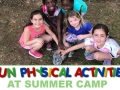 Fun Physical Activities at Summer Day Camp