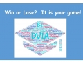 DVIA 2017-2018 How to Play the Game