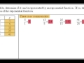 Video: Writing Exponential Function given a table