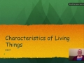 BIO7 - Characteristics of Living Things