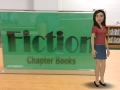 Chapter Books Fiction Section