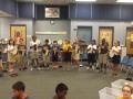 "17-18 Ms. Mickel's 4th grade class ""Sally Go 'Round the Sun 2"""