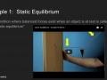 G Lab Instructions, Static Equilibrium