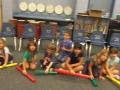 """17-18 Ms. Draizin's Kindergarten Class """"Pumpkin, Pumpkin"""""""