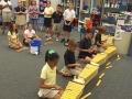 """17-18 Ms. Danley's 5th grade class """"Spider Stew"""" by Kriske/DeLelles"""