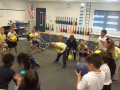 """17-18 Ms. Montigny's 3rd grade class """"In the Hall of Mt. King"""" by Greig"""