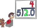 Converting Fractions to Decimals Song For Kids - 5th Grade - 6th Grade (Wk-11)