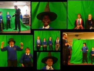 5OC Green Screen Production 2016
