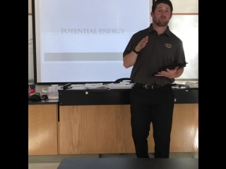 Sanford Potential Energy Lecture