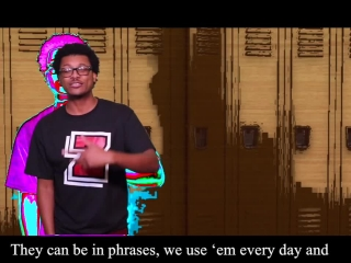 Adjectives Adverbs & Pronouns by MindMuzic (Official Music Video)