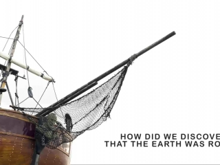 How did we discover that the Earth was round?