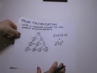 Prime Factorization Part 2