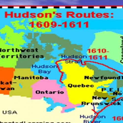 henry hudson explorer The hudson bay and hudson river are named after intrepid english explorer  henry hudson learn more at biographycom.