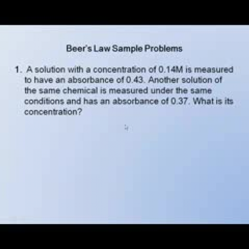 beers law problem set A step-by-step guide to implementing the beer-lambert law to model  coupled  multiphysics problem that is well suited for modeling within the  how to set the  heat source term as absorbed light in comsol multiphysics.