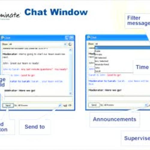 Texas Teacher Chat Room