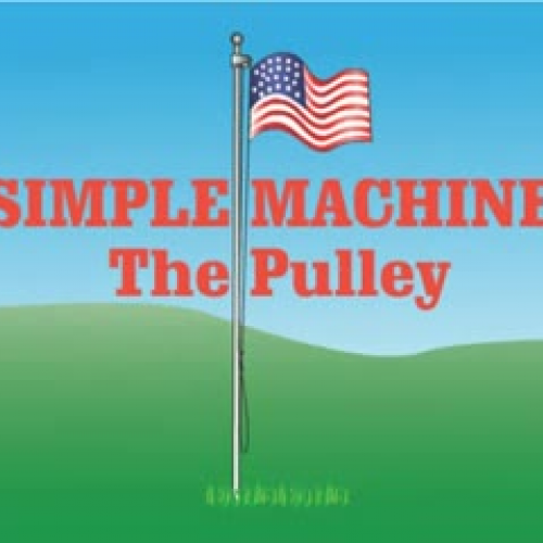 the pulley simple machine