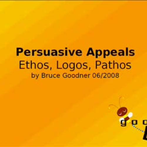 persuasive ethos logos pathos