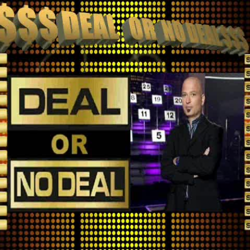 free deal or no deal powerpoint game, Modern powerpoint