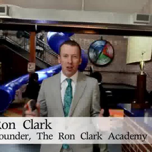 The Ron Clark Academy ActivClassroom