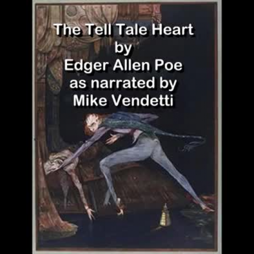 the different types of characters in tale heart by edgar allan poe Language functions in different contexts types (modes) descriptive ―the tell-tale heart‖ by edgar allan poe.