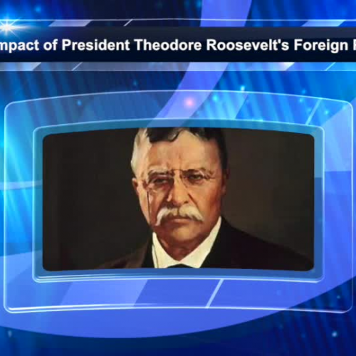 theodore roosevelt foreign policy essay Theodore roosevelt foreign policy sample essay theodore roosevelt inherited an empire-in-the-making when he assumed office in 1901 after the spanish-american war in 1898.