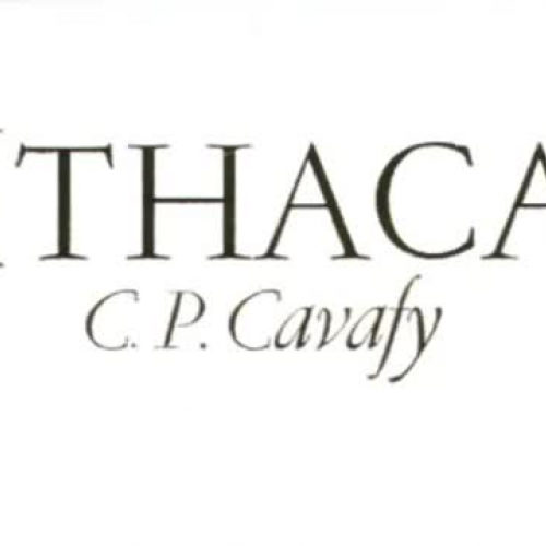 making lifes journey memorable in ithaca by c p cavafy