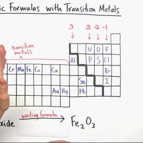 How to transition formulas