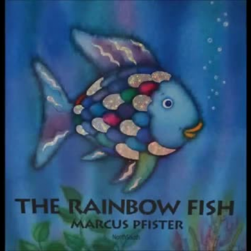 The rainbow fish by marcus pfister for The rainbow fish by marcus pfister