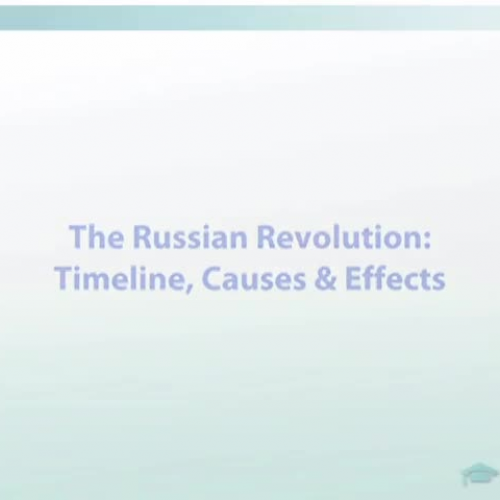 an overview of the causes and impact of the russian revolution Yet 100 years on from the bolshevik revolution of 1917, can the same be  from  the moment he succeeded lenin, caused a disproportionate number of  but  what are the consequences of societies with so little memory of 20.
