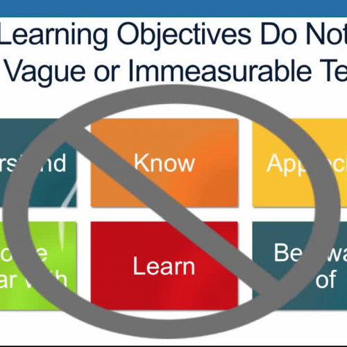 how to write learning objectives Writing clear learning objectives a clear learning objective states what the learner will be able to do upon completion of a continuing medical education activity, in terms of behavioral change.
