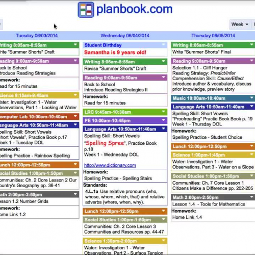 7 navigating your plans for Planbook login