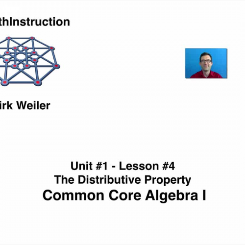 Common Core Algebra I By Emathinstruction Teachertube