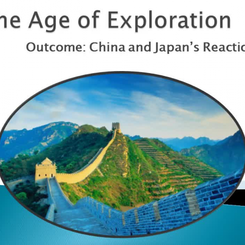 a discussion on china s exploration The governments of china and the philippines say they're moving toward cooperative offshore oil and gas exploration the countries have been locked in a territorial dispute over parts of the.