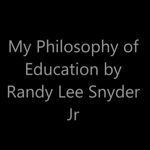 "my philosophy of adult education Teaching philosophy examples by uwl instructors my father was a professor of adult education as i child, i asked him what he did he responded, ""i."