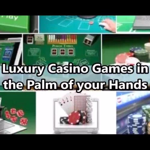 luxury casino video