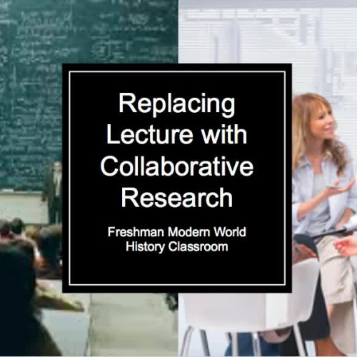 Collaborative Teaching Research ~ Collaborative research groups
