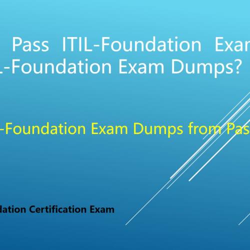 itil v3 foundation dumps pdf
