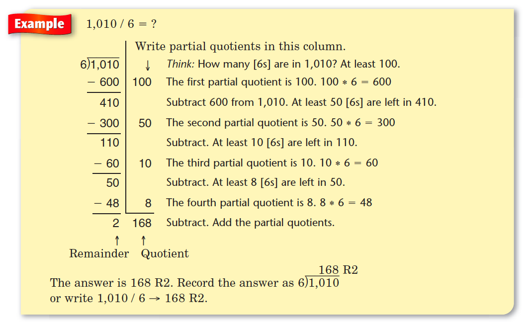 5th Grade Math Worksheets and Long Division Problems – Fifth Grade Division Worksheets