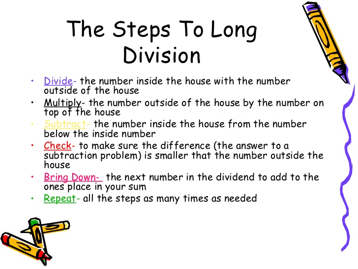 Long Division Worksheets – Teaching Division Worksheets